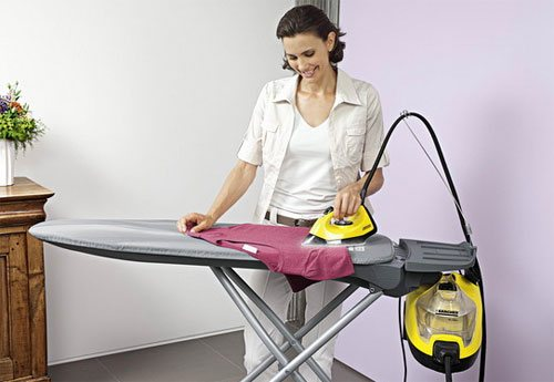утюгом Karcher CS 2.600 CB