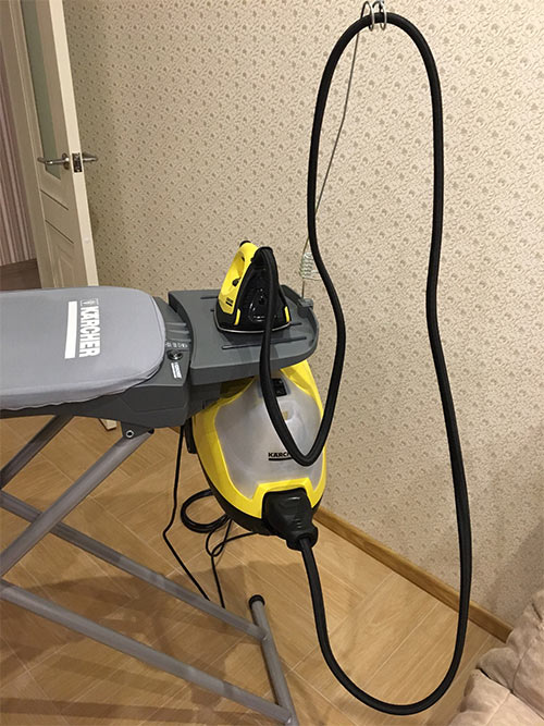 Отзывы о Karcher SI 4 EasyFix Iron Kit