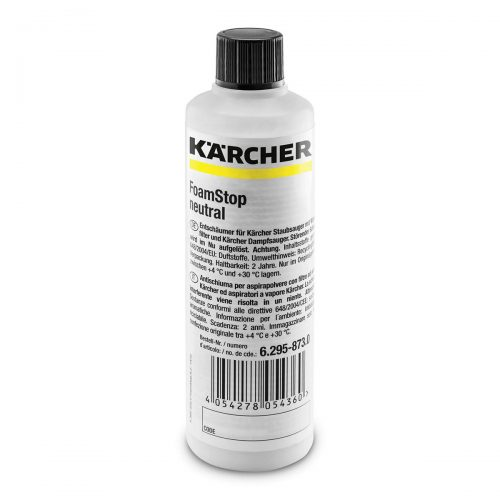 Пеногаситель Karcher FoamStop neutral (без запаха), 125 мл.