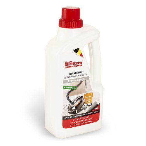 Шампунь Filtero для моющих пылесосов