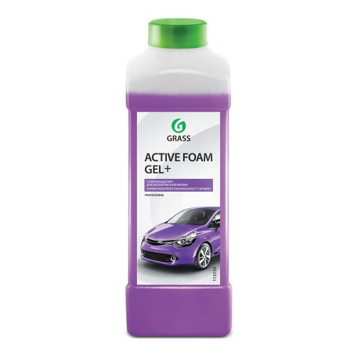 Шампунь GRASS Active Foam Gel +