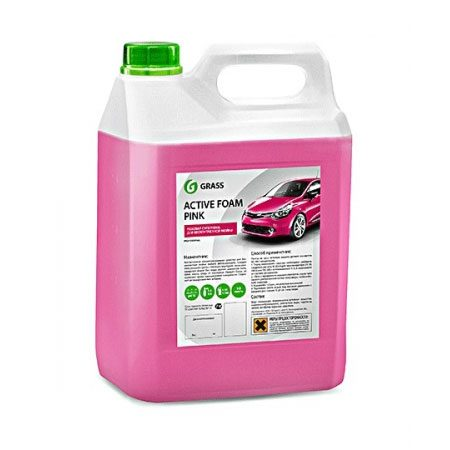 GRASS Active Foam Pink, 6 кг