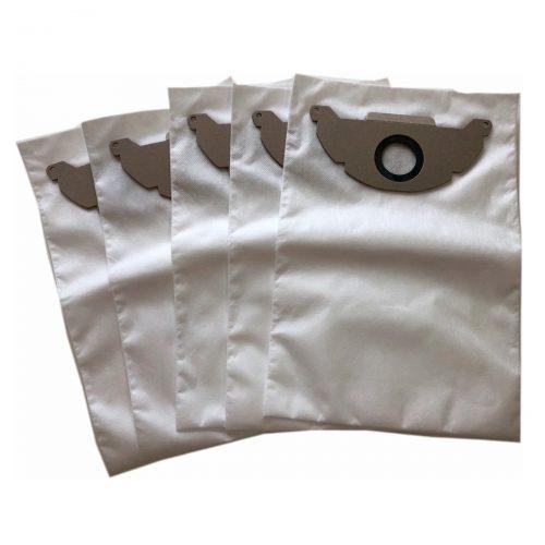Комплект мешков-пылесборников для пылесосов Karcher WD 2, MV 2 и др., 5 шт