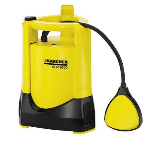 Karcher SCP 9000 дренажный насос для чистой воды