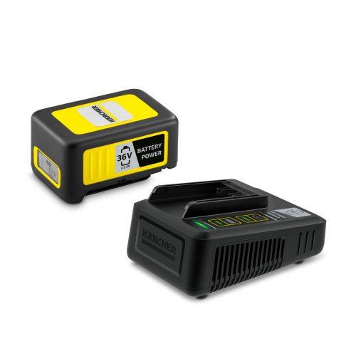 Karcher Starter Kit Battery Power 36/25