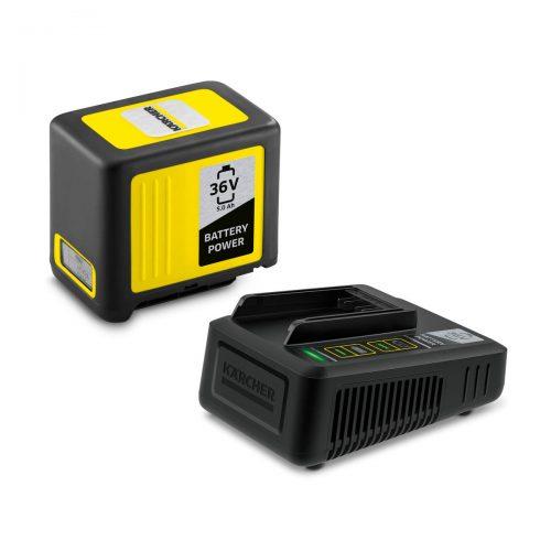 Karcher Starter Kit Battery Power 36/50
