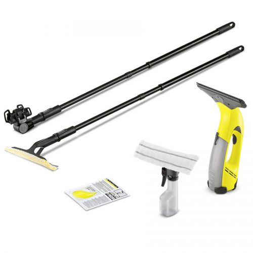 Стеклоочиститель Karcher WV 50 Plus + удлинительная штанга