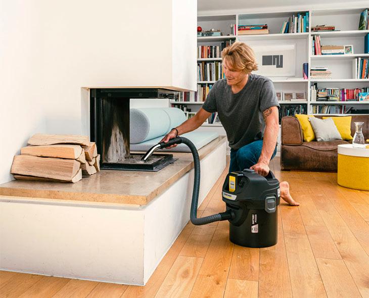 Пылесос для золы Karcher AD 2 Battery, аккумуляторный