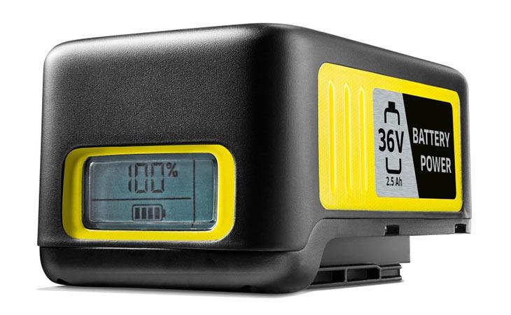 Аккумулятор Karcher Battery Power 36/25
