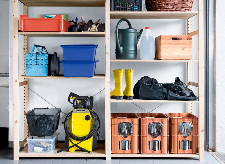 Хранение Karcher K 4 Compact Home