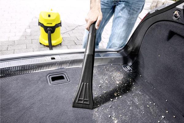 Уборка салона автомобиля